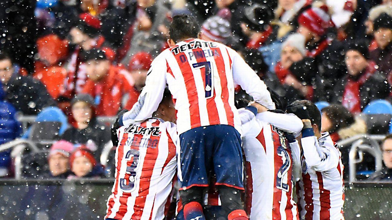 Chivas celebrates