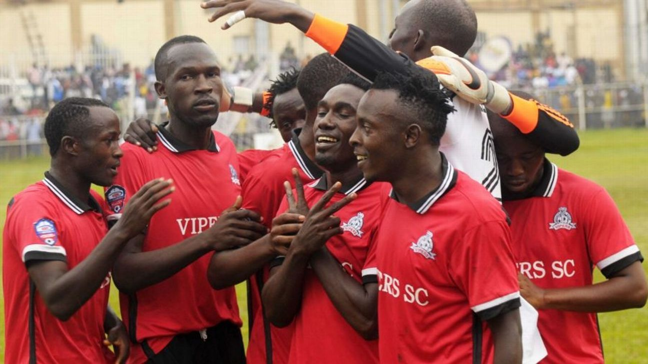 Vipers SC of Uganda