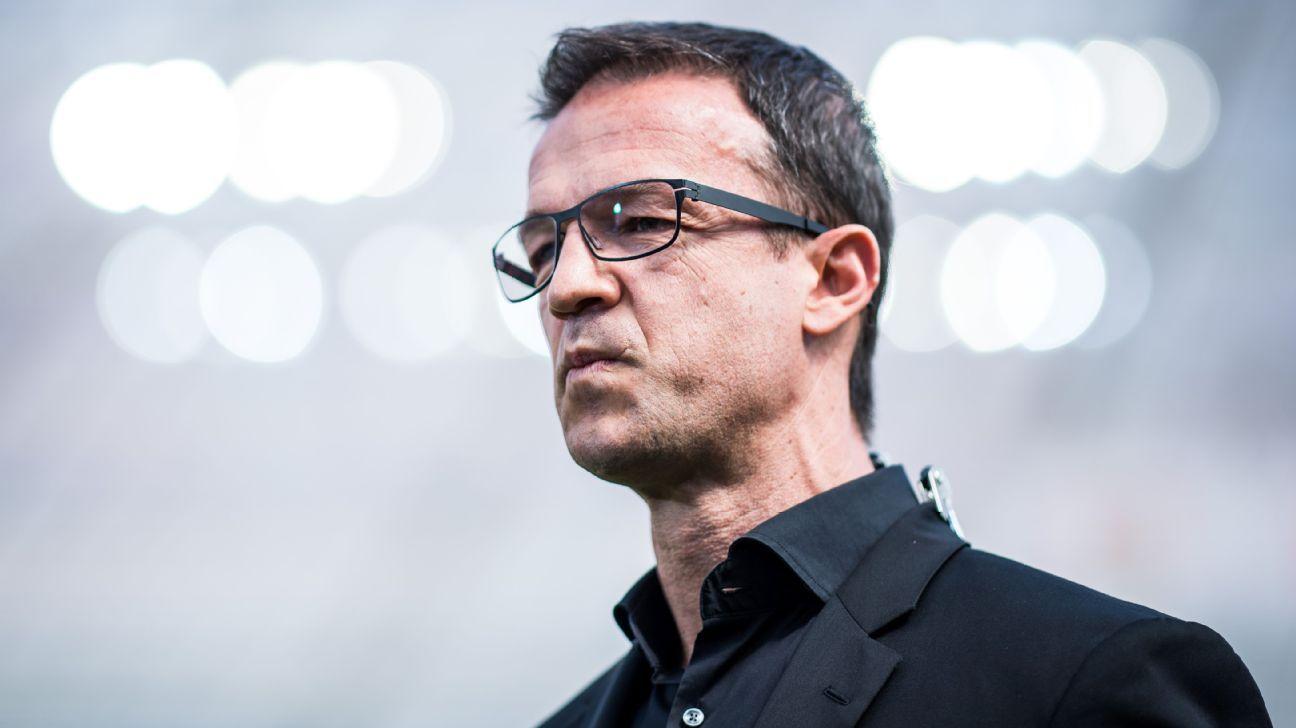 Frankfurt sporting director Fredi Bobic has been upset by Bayern Munich's appointment of Niko Kovac.