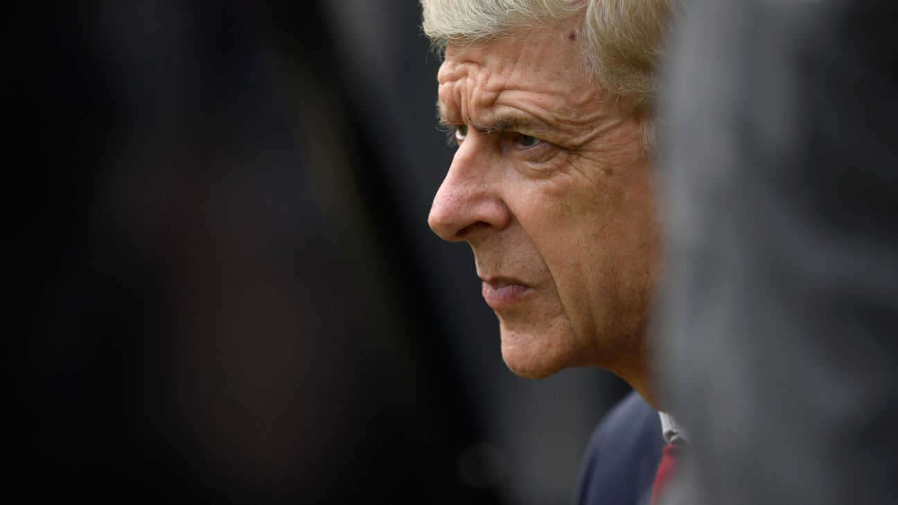 Wenger had no choice but to exit Arsenal now given that the club was actively preparing for life without him.