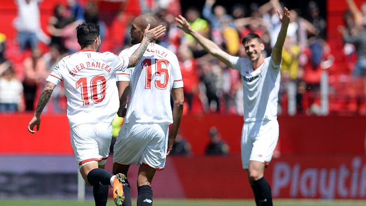 Sevilla are trying to look at a possible cup victory for what it is rather than for what it might mean over the summer.