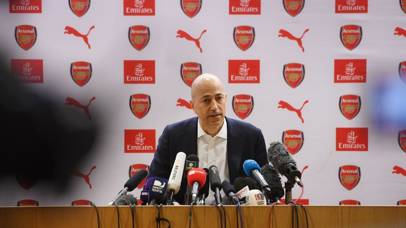 Gazidis sounded confident about Arsenal's ability to replace Wenger but it's a job that could easily go badly wrong.