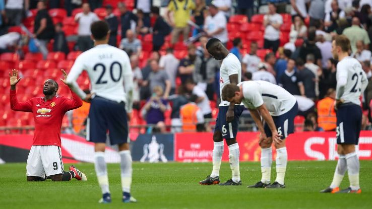 Tottenham fell short in the FA Cup after a dispiriting defeat to Manchester United.