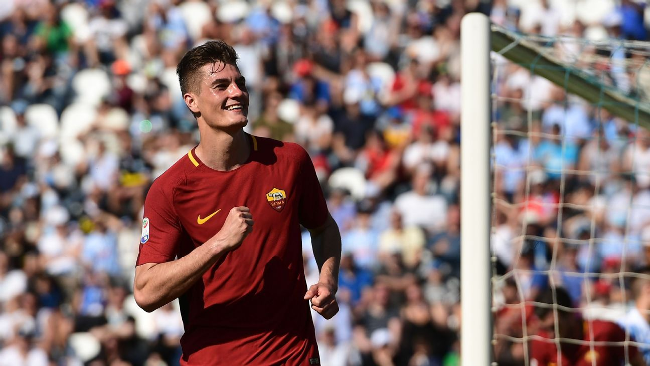 Could young Patrik Schick be the answer to Tottenham's current striker conundrum?