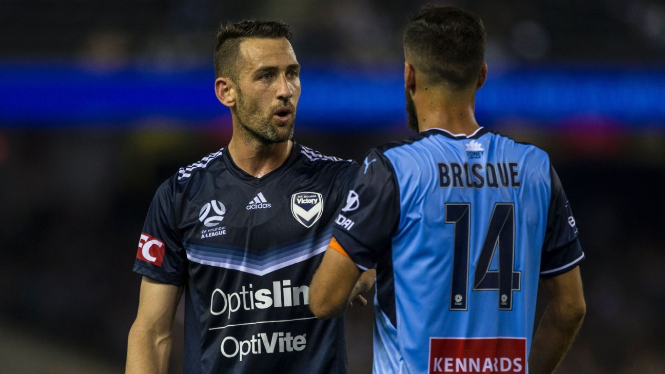 Carl Valeri & Alex Brosque