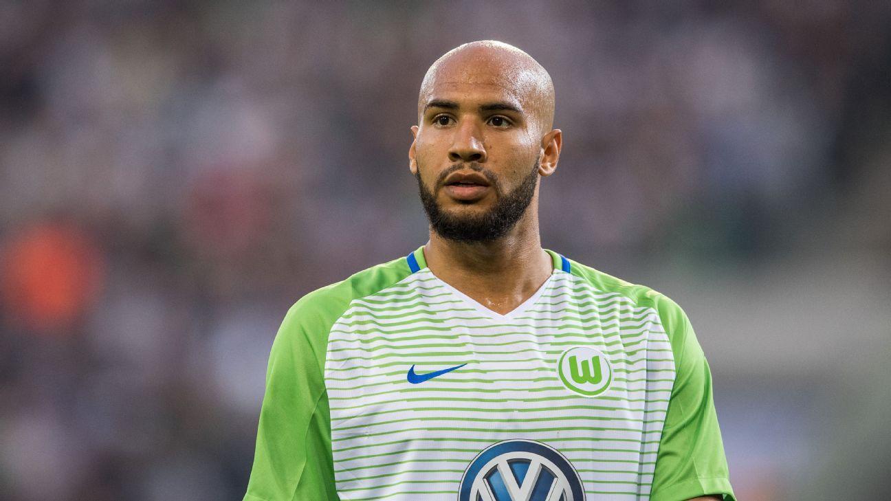 Wolfsburg's John Brooks