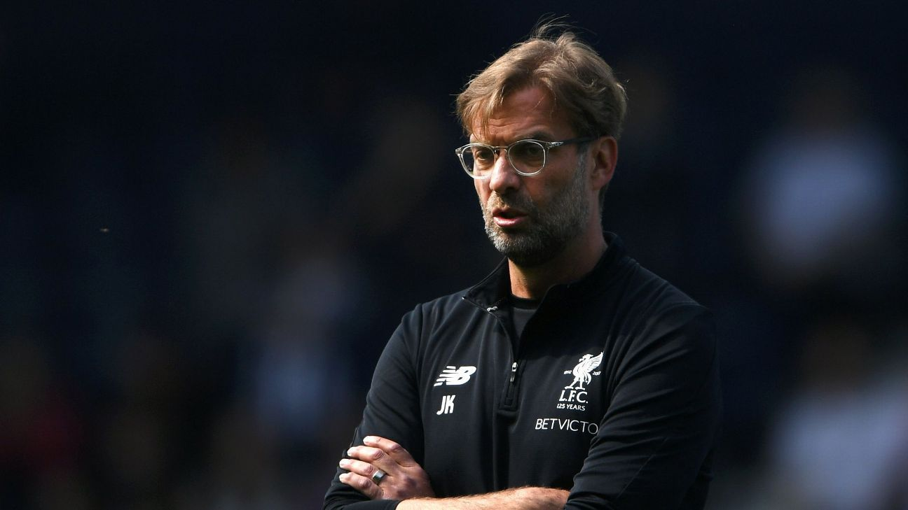 Jurgen Klopp has had plenty of excuses up his sleeves as Liverpool manager.