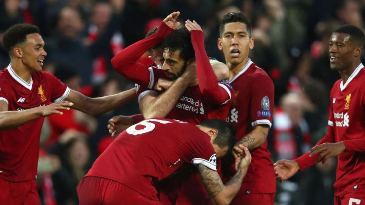 Such is Liverpool's goal threat that the Anfield club have the capability to beat anyone in this season's Champions League.