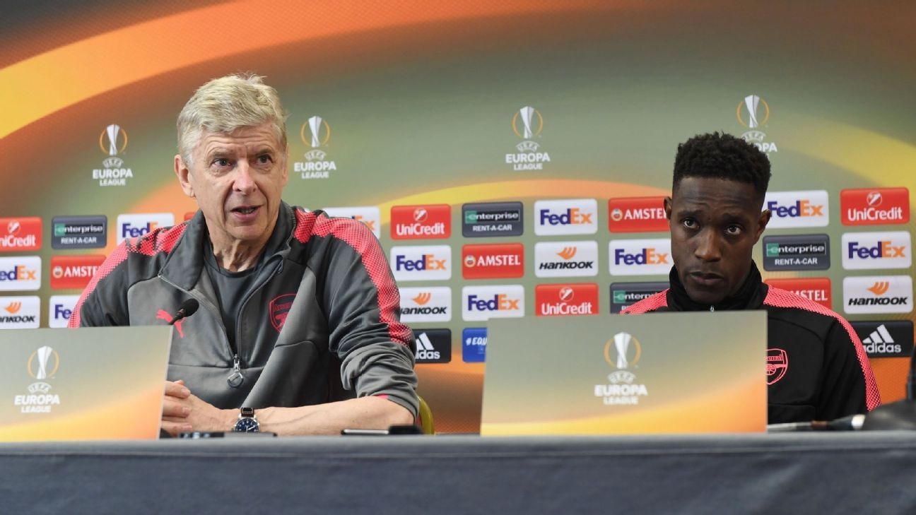 Arsene Wenger and Arsenal face a tall task in Atletico Madrid in the UEL semi-final.
