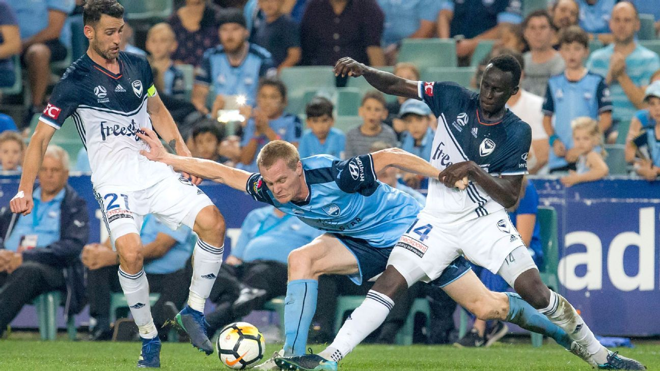 A grand final appearance is no sure thing for Sydney FC after struggling to beat Melbourne Victory in their last match.