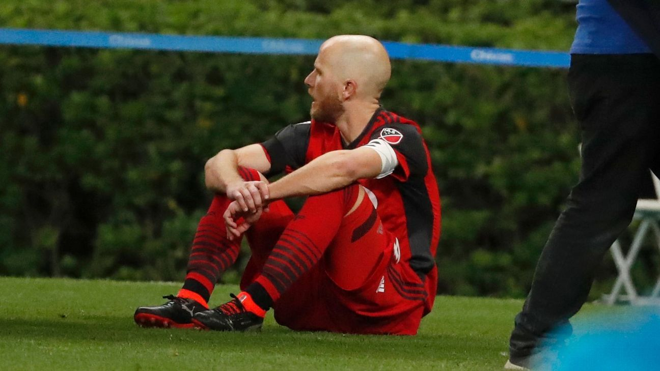 Michael Bradley and Toronto FC came up agonizingly short last season of becoming the first MLS team to win the CCL.