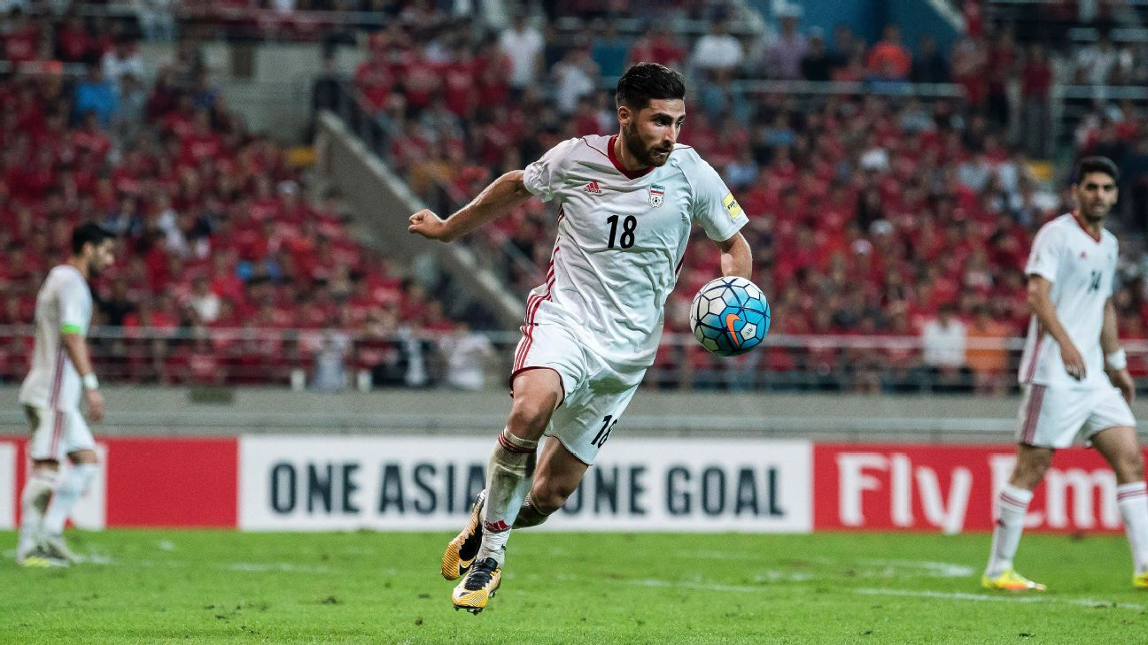 Alireza Jahanbakhsh was the Eredivisie's top scorer last season with 21 goals.