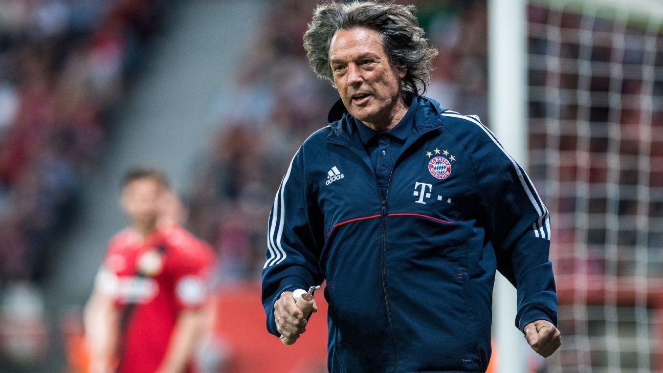 Hans-Wilhelm Muller-Wohlfahrt has said doping in football makes no sense.