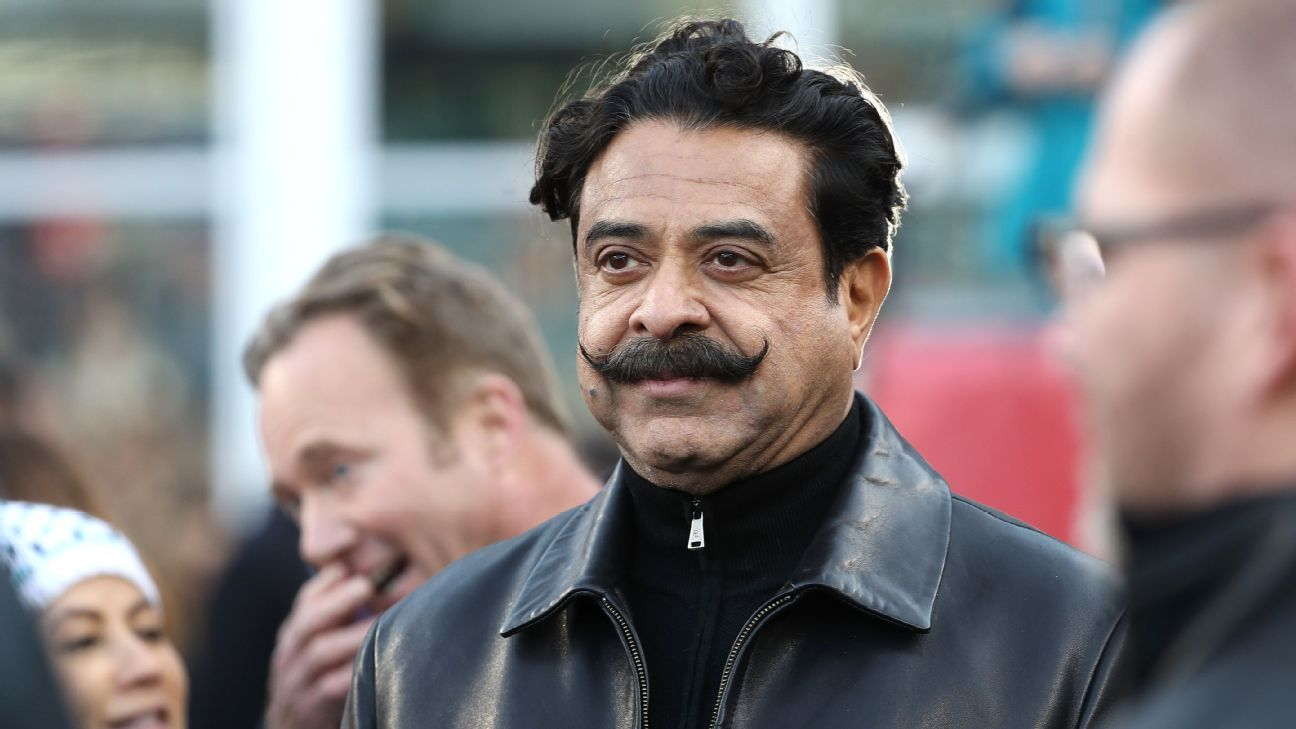 Shahid Khan, owner of Fulham FC and the NFL's Jacksonville Jaguars, has made an offer that benefits all parties.