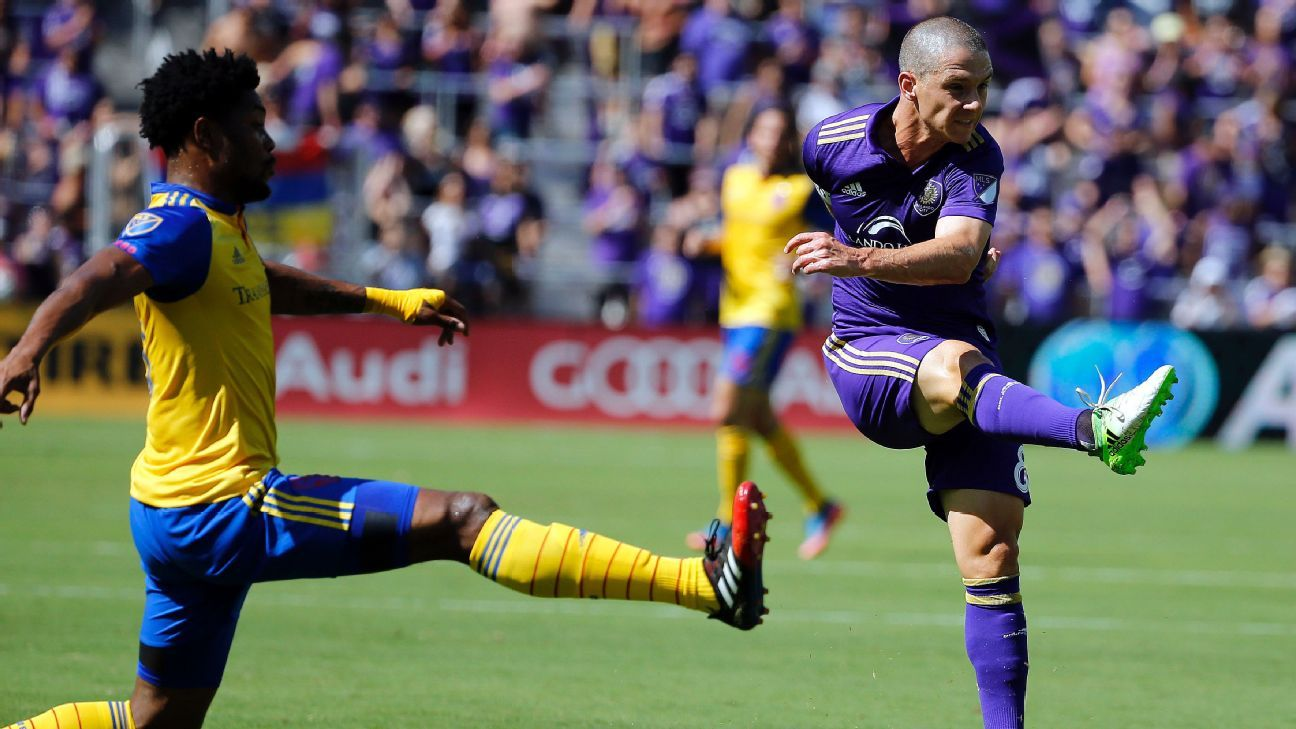 Yotun, Higuita help Orlando City equal franchise record with fifth straight win