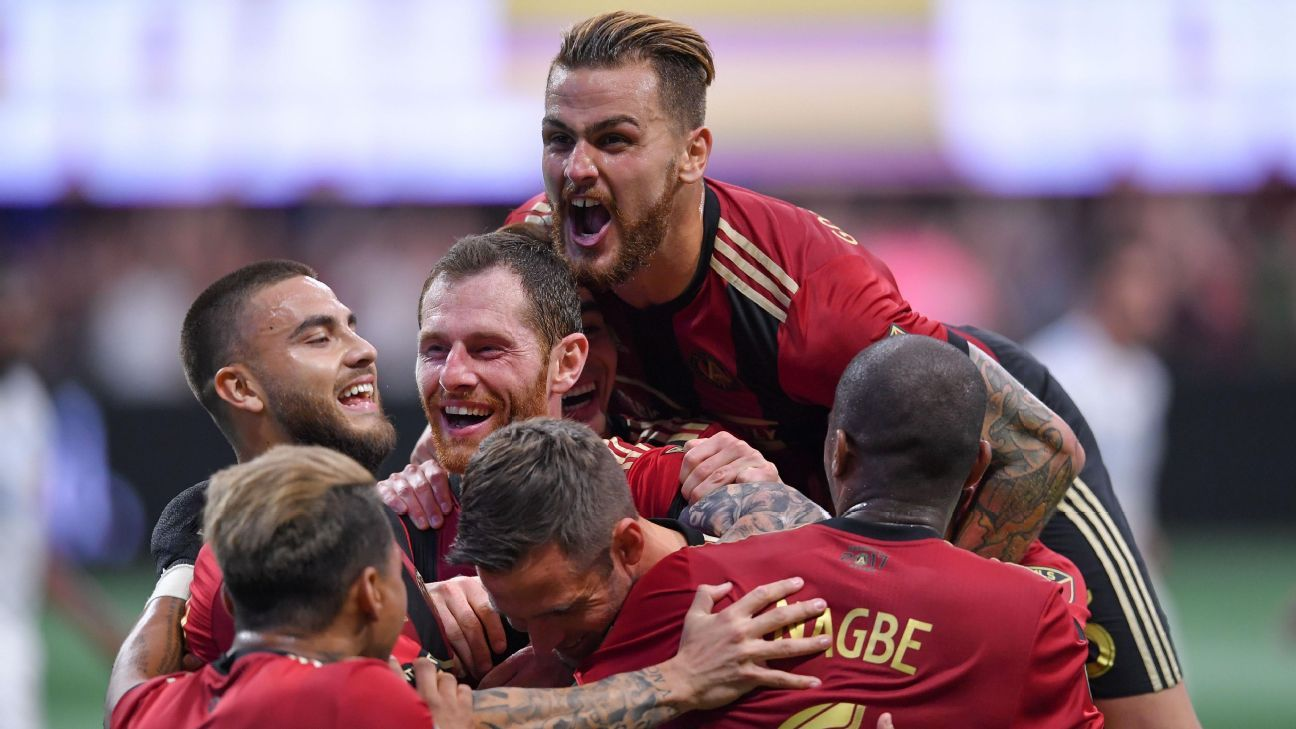 Atlanta United at the fore as the East gains power and MLS evolves in 2018