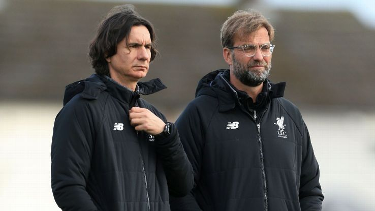 Liverpool boss Jurgen Klopp has worked with Zeljko Buvac at each of the clubs he has managed.