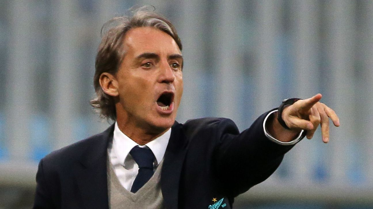 Roberto Mancini was unable to secure Champions League football.