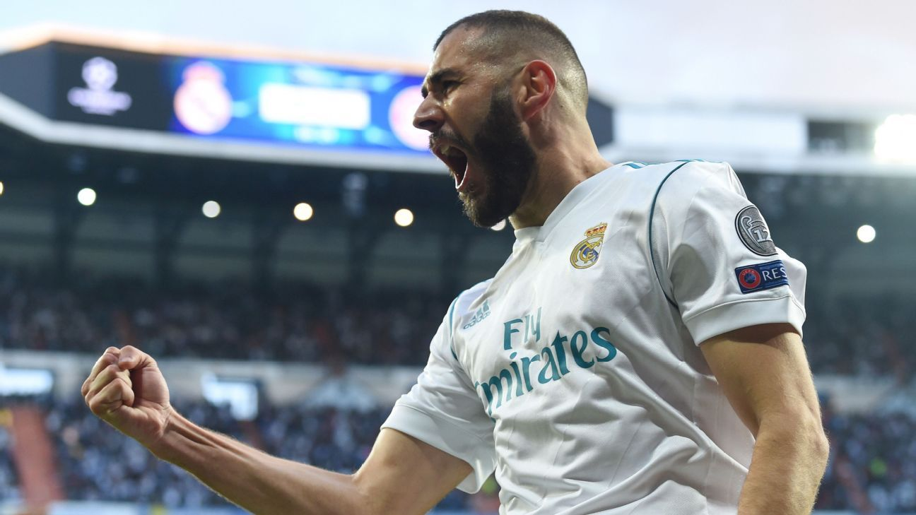 Karim Benzema's goals were crucial as Real Madrid eliminated Bayern Munich.