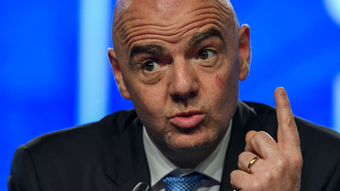 Gianni Infantino's decision to entertain an offer for the Club World Cup could cause shockwaves around football.
