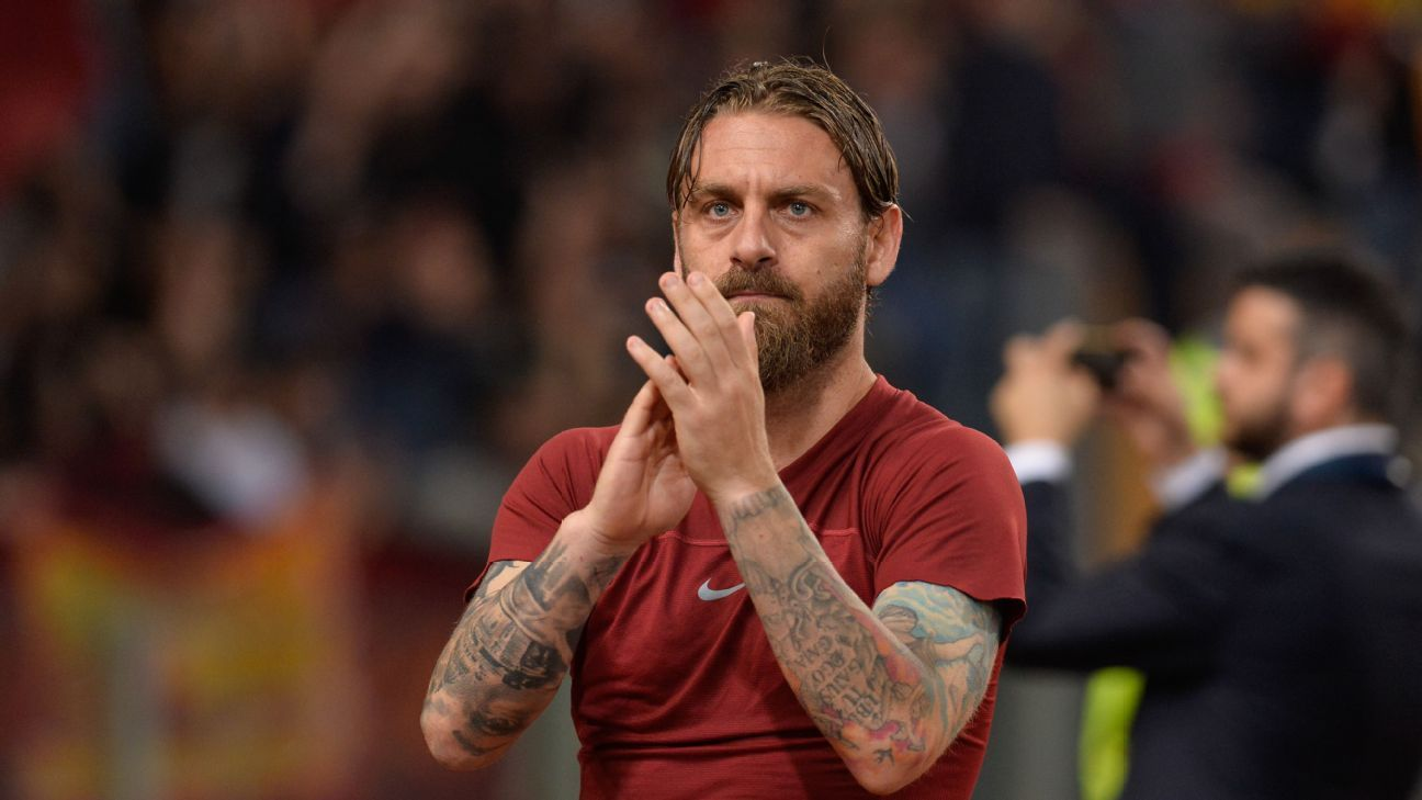 Daniele De Rossi reflects on Roma's Champions League semi-final defeat to Liverpool.