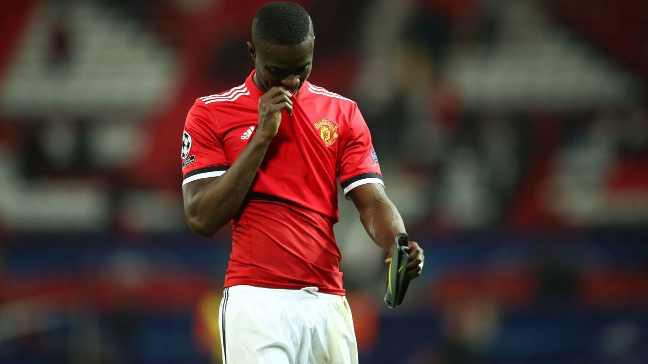 Eric Bailly may not feature for Manchester United again this season.