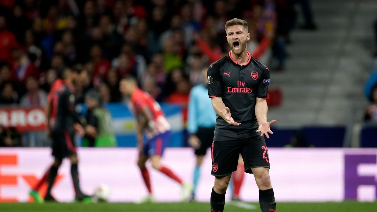 Arsenal need to upgrade at centre-back as Shkodran Mustafi has been a disappointment.