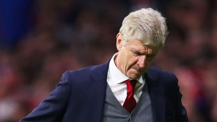 Arsene Wenger has endured the worst season of his 22-year reign at Arsenal.