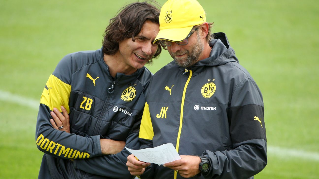 Zeljko Buvac has been Jurgen Klopp's assistant at Mainz, Dortmund and Liverpool
