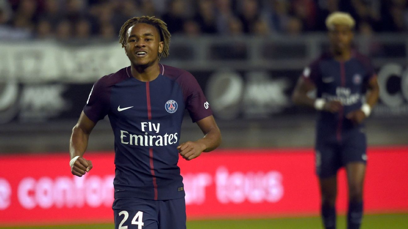 Christopher Nkunku was the one PSG player who came out of Amiens smelling like roses.