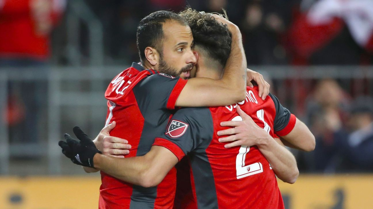 Toronto FC beats Philadelphia Union for second win of MLS season