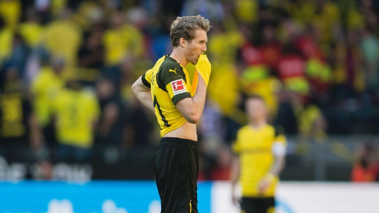 Borussia Dortmund's Andre Schuerrle