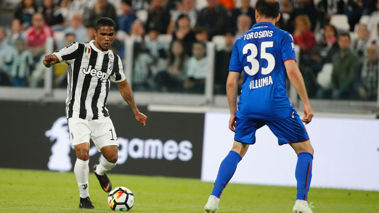Douglas Costa came off the bench to deliver his 11th and 12th assists of the season.