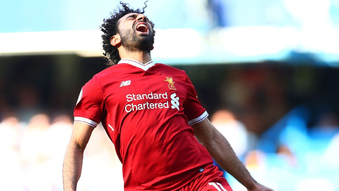 Mohamed Salah had an afternoon to forget for Liverpool at Chelsea.