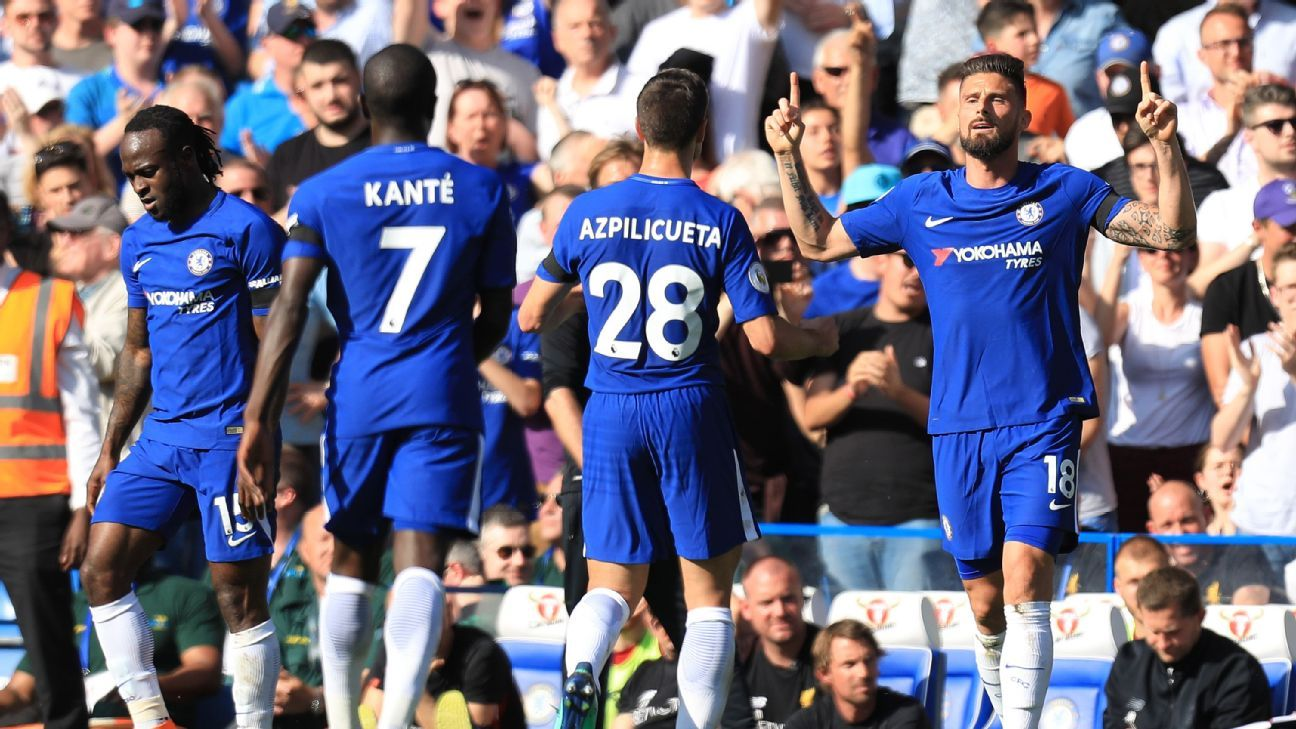Chelsea have climbed their way back into the top-four picture.