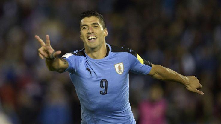 Could Luis Suarez power Uruguay to surprisingly deep run in Russia?