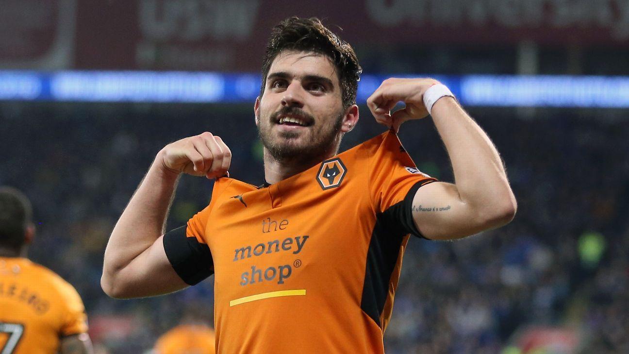 Wolverhampton Wanderers' Ruben Neves