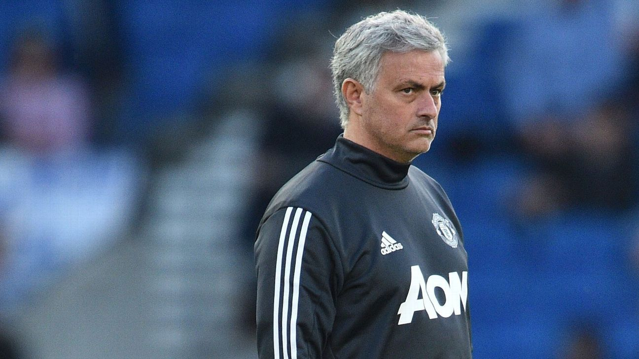 Man United manager Jose Mourinho still has issues with his squad.