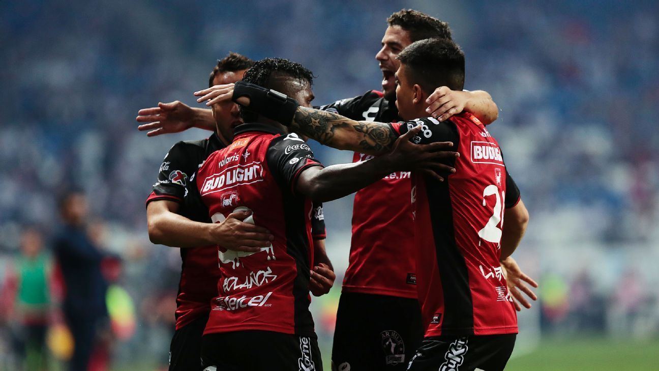 Tijuana pulled off a shocker to eliminate Monterrey in the quarterfinals.
