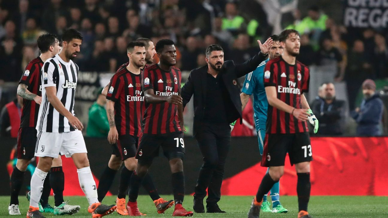 It was a rough day all-round for Milan who unravelled in the second half vs. Juventus.