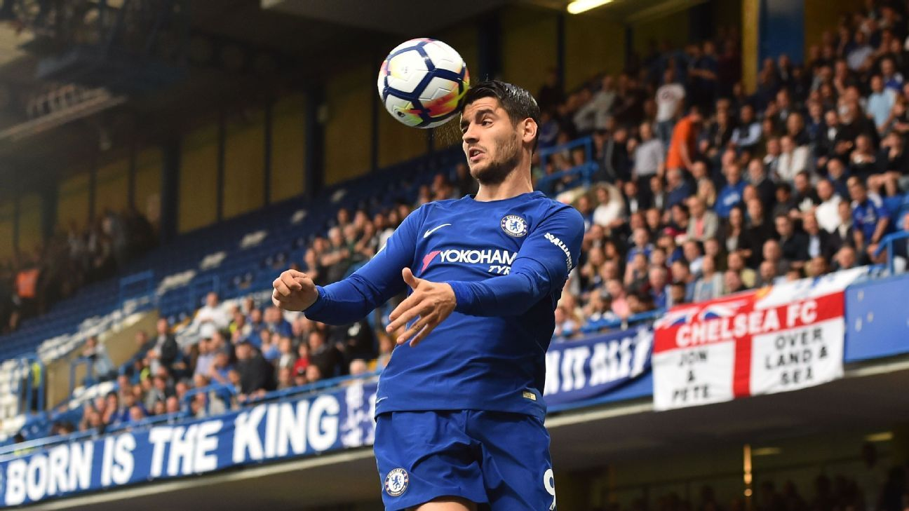 Chelsea's Alvaro Morata struggled in his first season at Stamford Bridge. Will he get another one?
