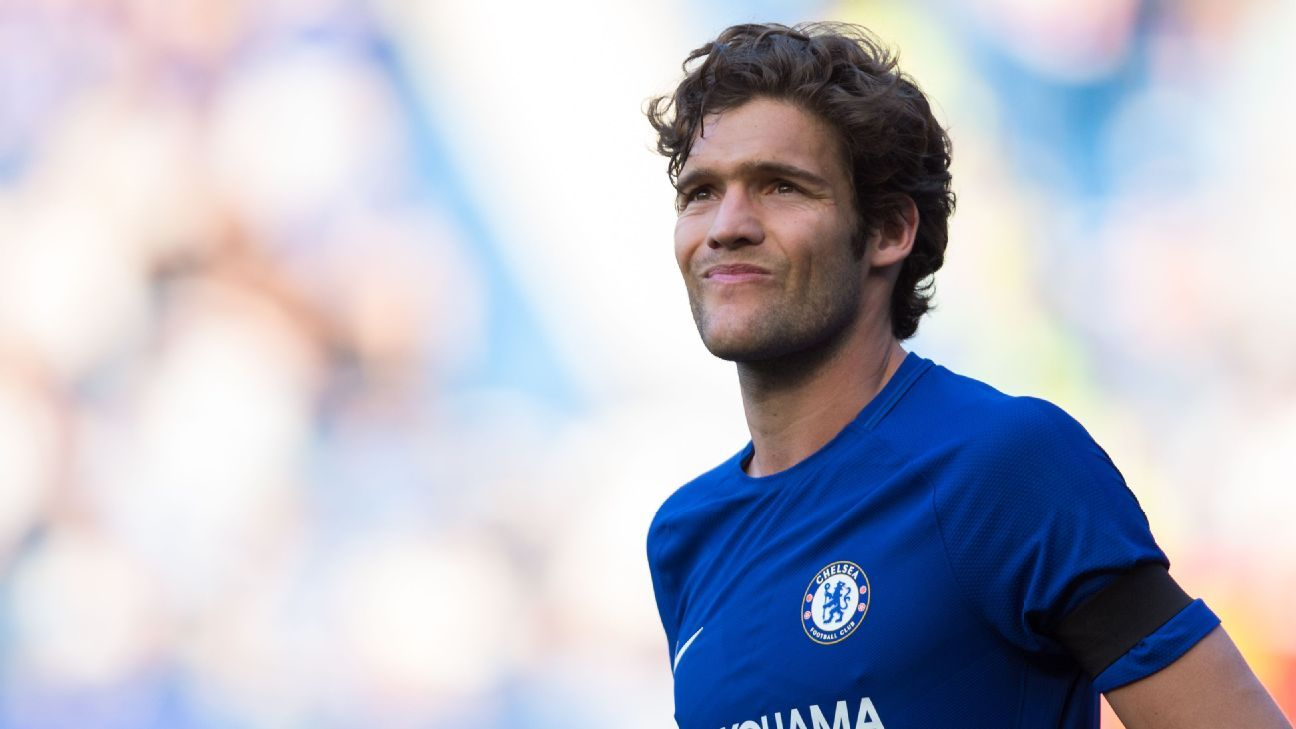 Marcos Alonso is likely to be playing in the Europa League with Chelsea next season.