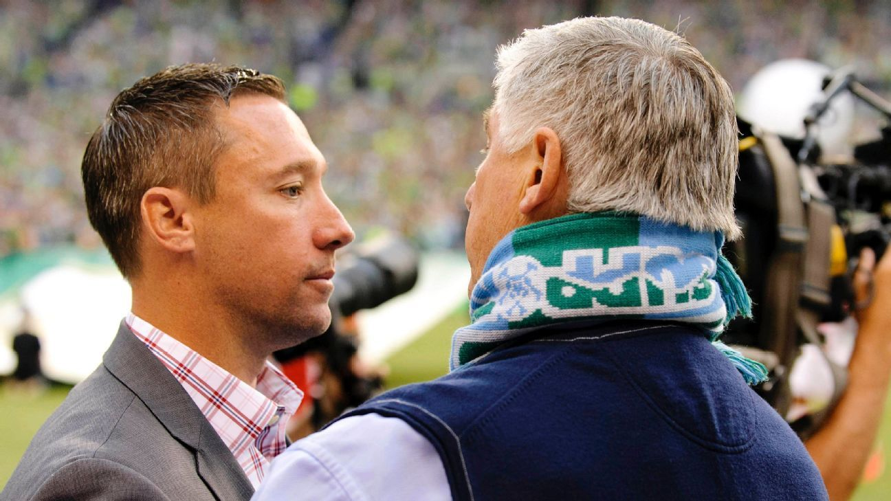 For the first time in several years, neither Caleb Porter nor Sigi Schmid will feature in a Timbers-Sounders match.