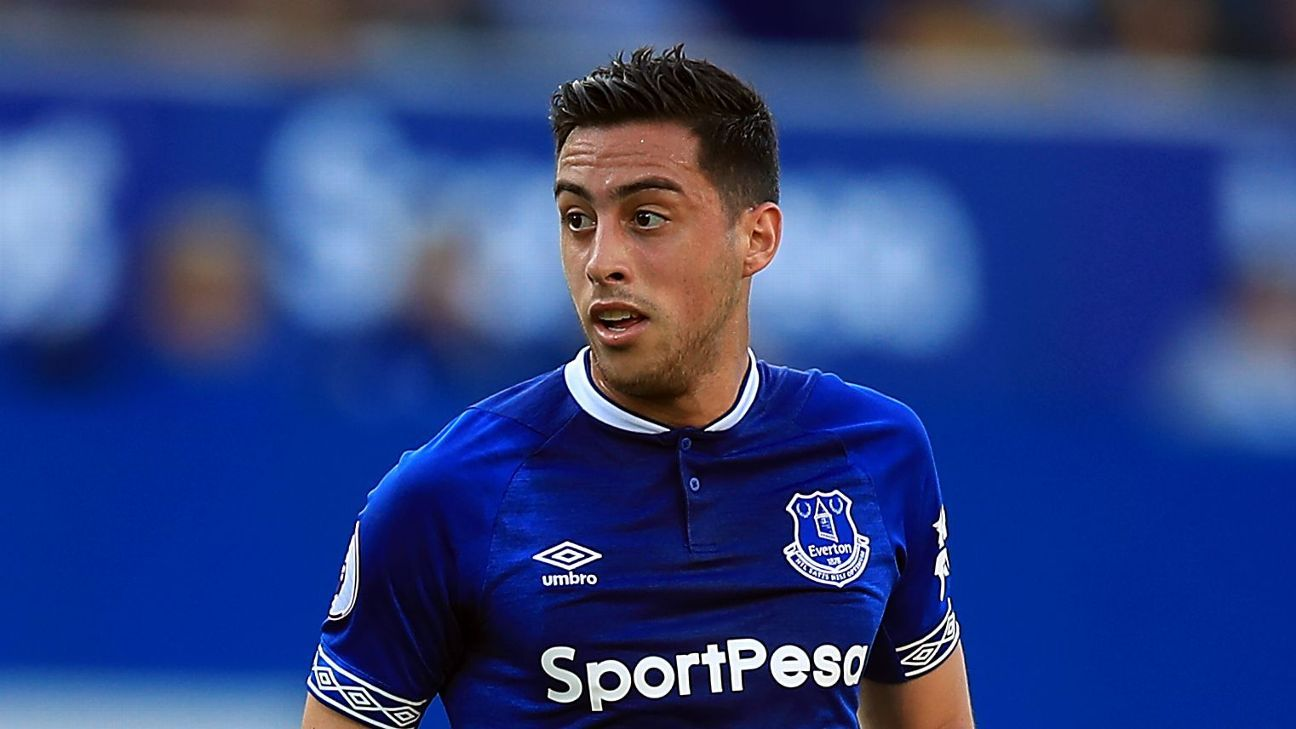 Ramiro Funes Mori is playing for a place in Argentina's World Cup squad.