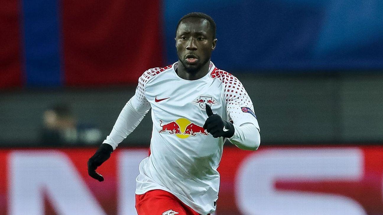 RB Leipzig's Naby Keita