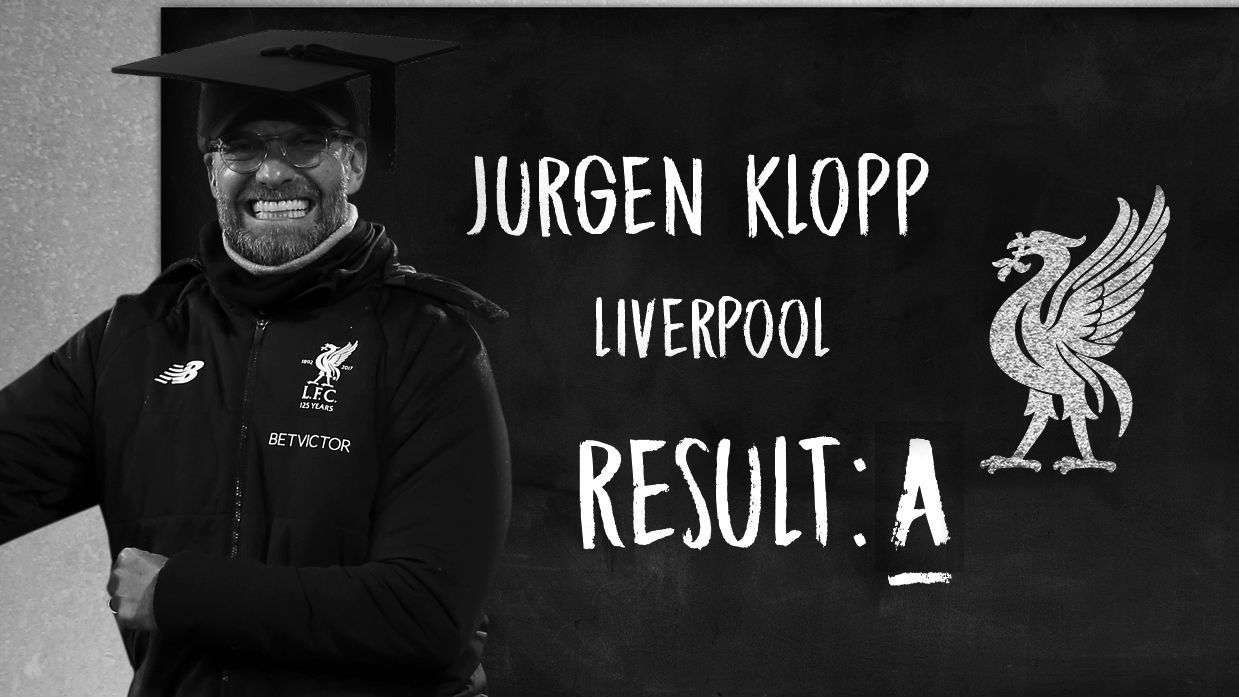 Jurgen Klopp has overseen a season of immense progress at Liverpool.