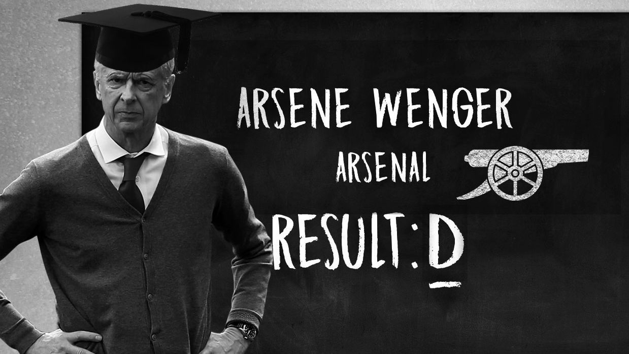 Arsene Wenger's farewell at Arsenal did not go as planned.