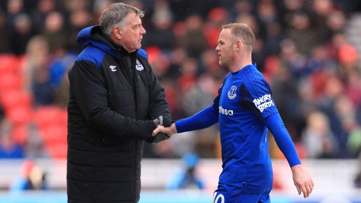 Wayne Rooney's second spell at Everton could be coming to an end.