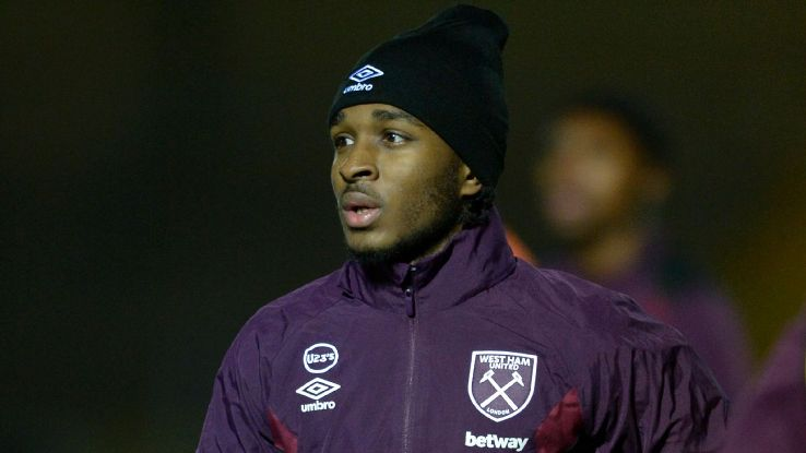 West Ham United defender Vashon Neufville is interesting Manchester City and Arsenal.