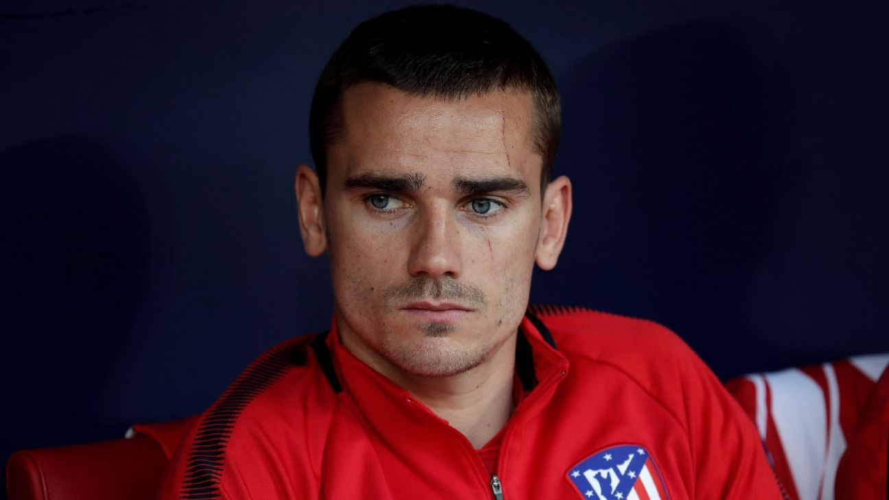 Antoine Griezmann turned his decision about where to play next into an elaborate sideshow.